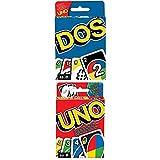 UNO Original und DOS Kartenspiele Spielsammlung