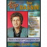 Top Joe DASSIN?arrangés pour SongBook [Notes/sheetm usic] Compositeur?: DASSIN Joe