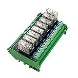 D DOLITY Relais Modul 8 Kanal Erweiterungsboard Relaismodul High Level Trigger Relaisplatine