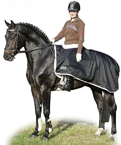 HKM Regen-Nierendecke, schwarz, 155