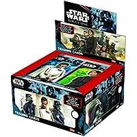 Topps D105813-DE2-D Star Wars Rogue One - Adhesivos, expositor con 50paquetes, 5cromos (idioma español no garantizado)