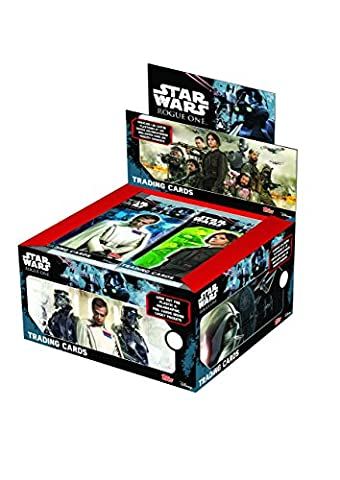 Topps d105813-de2 d – Star Wars Rogue One Cartes à Collectionner, écran avec