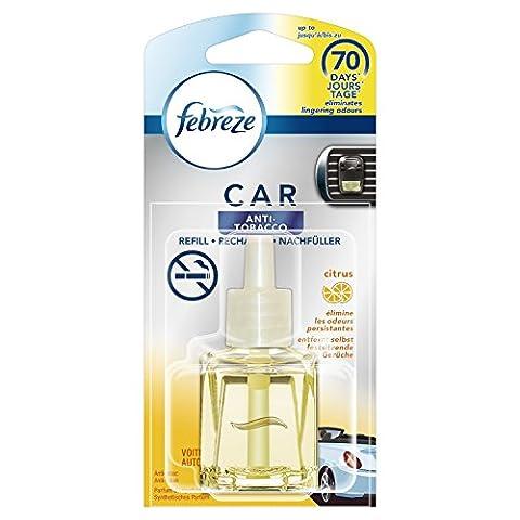Febreze 7ml Auto-Lufterfrischer Refill–Pack von 6