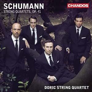 Schumann: String Quartets Nos. 1, 2 & 3