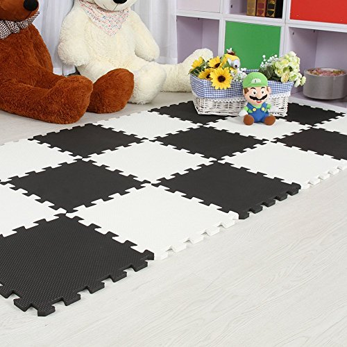 menu-life-soft-play-mats-for-kids-pure-colour-eva-foam-mats-flooring-jiasaw-puzzle-mats-12pcs-black-