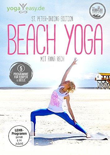 Beach Yoga – Das Yoga Programm für dein Wohlbefinden