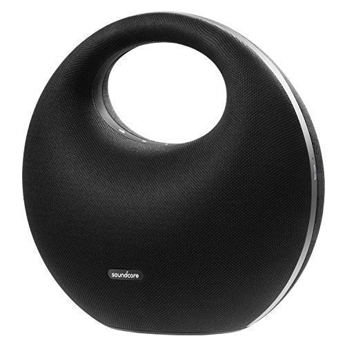 Foto Altoparlante Bluetooth Soundcore Model Zero di Anker, Altoparlante Wireless portatile con potente audio Hi-Fi, fino a 10 ore di autonomia, resistenza all'acqua IPX5, design esclusivo
