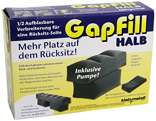 Kleinmetall-50889000-Gapfill-Halb-Ampliamento-Sedili-Posteriori-Gonfiabile