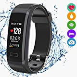 Fitness Tracker Activity Smart Bracelet Wristband Sports Watch with Pedometer IP67 Waterproof Sleep
