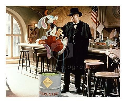 Who Framed Roger Rabbit (1988) Christopher Lloyd 10x8 Photo