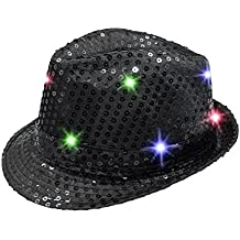 Cucina OurLeeme 3LED del faro della luce della protezione Clip-on Cappello Luce Mani Free Bright testa della lampada
