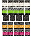 100 BILLY BOY Gemischte Gefühle Mix PREMIUM MIX - transparente Kondome für stimulierenden, längeren, gefühlvollen oder intensiveren Liebesgenuss - Made in Germany
