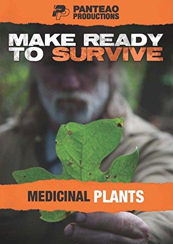 Make bereit zu Überleben: Heilpflanzen–pmrs12–Survival Training–Überlebenskünstler–Survival Kit–Vorbereitung–Heilpflanzen & Bäume–DVD (Doomsday Kit)