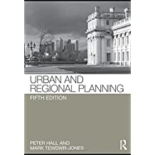 Urban and Regional Planning by Peter Hall (2010-11-16)
