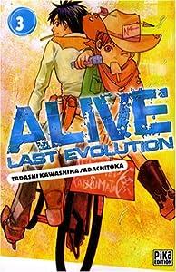 Alive : Last Evolution Edition simple Tome 3