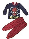 Pigiama The avengers Marvel Spiderman uomo ragno *24441-4 anni-Navy