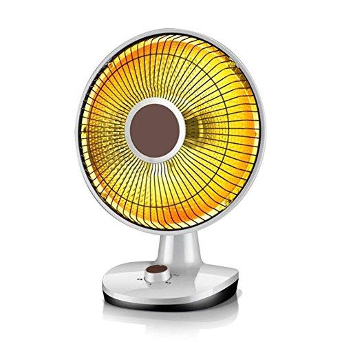 STEAM PANDA La sécurité portative d'inclinaison de réchauffeur a coupé la température de chauffage de tube d'halogène 600w et la sélection de basse température