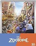 Zootopie [Steelbook 2D + 3D] [Blu-ray]