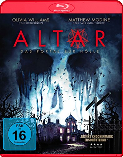Altar - Das Portal zur Hölle [Blu-ray] -