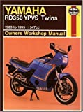 Yamaha RD350 YPVS '83'95 (Haynes Repair Manuals) 1st edition by Shoemark, Pete (2004) Paperback