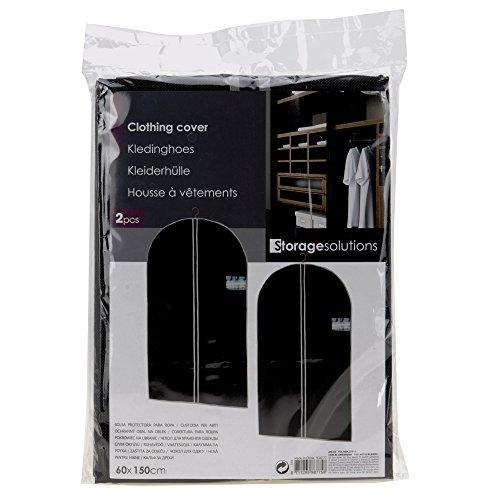 URBN Living , Kofferorganizer schwarz schwarz