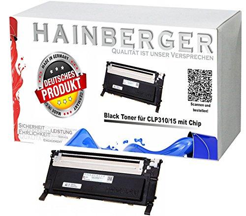 Preisvergleich Produktbild XXL Toner Hainberger CLP 310/15 Black - Toner CLT-K4092S, CLT-C4092S, CLT-M4092S, CLT-Y4092S