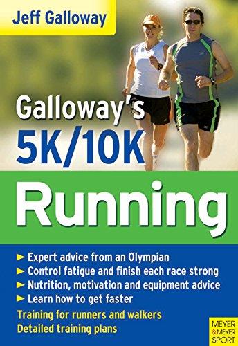 Galloway's 5K and 10K Running (English Edition)