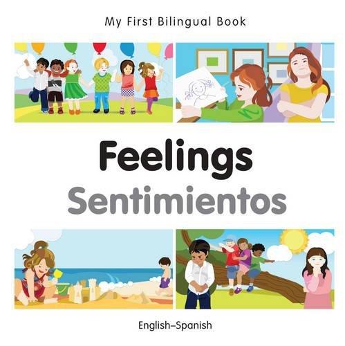 My First Bilingual Book - Feelings - Bengali-english