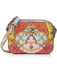 d976cd2d6d Guess Kamryn Crossbody Top Zip, Borsa a tracolla Donna, 22x16x5.5 cm (
