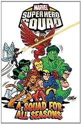 Super Hero Squad: A Squad for All Seasons