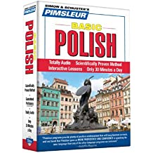 Polish, Basic: Learn to Speak and Understand Polish with Pimsleur Language Programs (Pimsleur Instant Conversation)