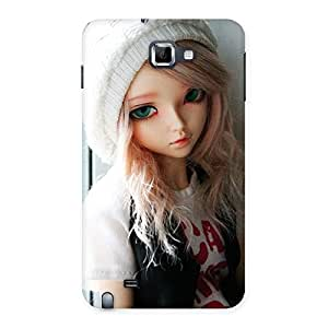 Premium HD Cute One Doll Back Case Cover for Galaxy Note