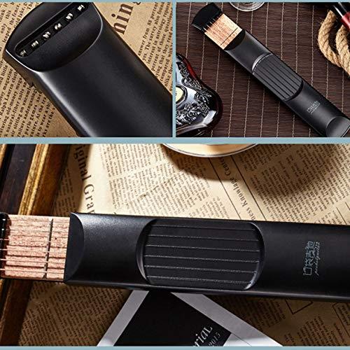 Qewmsg Pocket Guitar 6 Fret Saiten Gitarre Praxis Tool Gadget mit Tuning-Tool