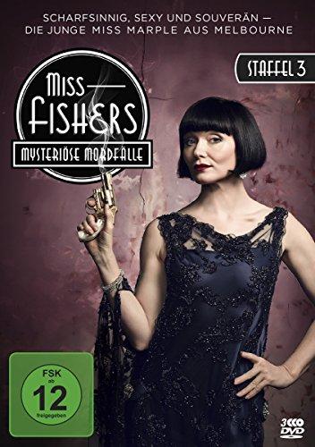 Miss Fishers mysteriöse Mordfälle - Staffel 3 [3 DVDs] (Entstanden Kostüm)