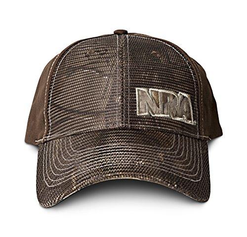 Buck Wear NRA-mesher Hat, Unisex, Mehrfarbig, Einheitsgröße -