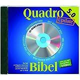 Quadro-Bibel 5.0 - Update: CD-ROM (Texte mit Bibelprogramm) im Super-Jewel-Case