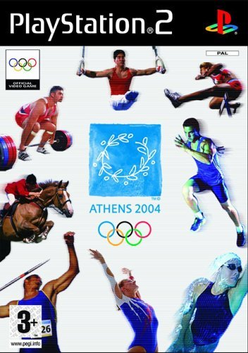 Athens 2004-(Ps2)