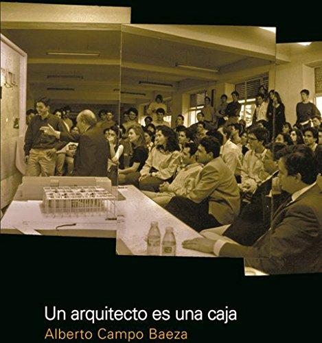 Un arquitecto es una caja