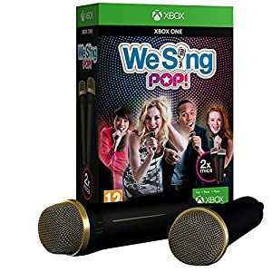 We Sing Pop! inkl. 2 Mikrophone – 2-Mic Bundle  Edition – [Xbox One]