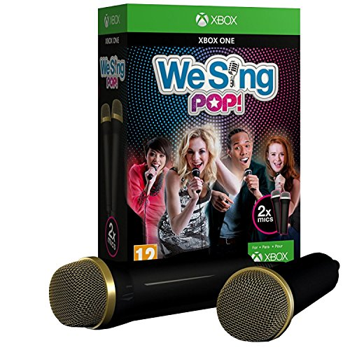 We Sing Pop! inkl. 2 Mikrophone - 2-Mic Bundle  Edition - [Xbox One]