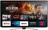 Grundig OLED - Fire TV Edition Hands-Free mit Alexa (55 VLO 8599) 139 cm (55 Zoll) OLED Fernseher (Ultra HD, D