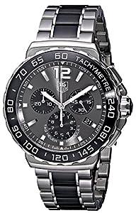 TAG Heuer CAU1115.BA0869 Formula 1 - Reloj cronógrafo de cuarzo de TAG Heuer