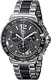 TAG Heuer Herren-Armbanduhr Chronograph Quarz Edelstahl CAU1115.BA0869