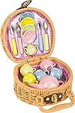 Furtwängler Picknickkoffer Küchenspielzeug Tee Set 17-teilig