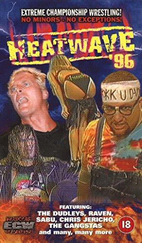 Preisvergleich Produktbild ECW - Heatwave '96 [UK IMPORT]