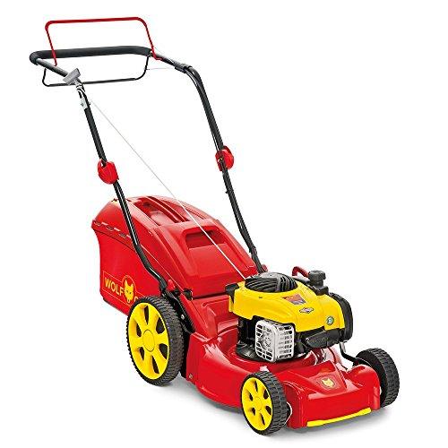 WOLF-Garten - Benzinmäher mit Radantrieb A 420 A HW; 12A-LV5H650