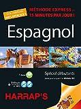 Harrap's méthode Express Espagnol 2CD+livre...