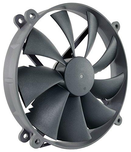Noctua NF-P14r redux-1500 PWM, Hochleistungs-Lüfter, 4-Pin, 1500 RPM (140mm, Grau) -