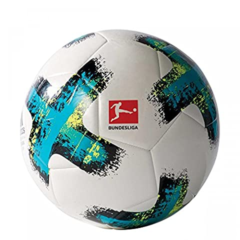 adidas Fussball Torfabrik 2017 Glider white/energy blue s17/black/solar yellow 5