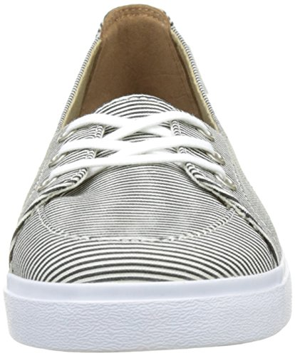 Vans Wm Palisades Sf, Baskets Basses Femme Noir (Micro Stripes)